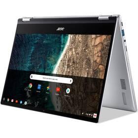 Notebook Acer Chromebook Spin 514 (CP514-1H) (NX.HX7EC.001) stříbrný