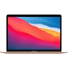 "Notebook Apple MacBook Air 13"" M1 256 GB - Gold CZ (MGND3CZ/A)"