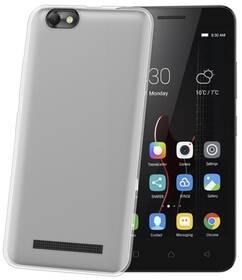 Kryt na mobil Celly Gelskin na Lenovo Vibe C (GELSKIN620) průhledný