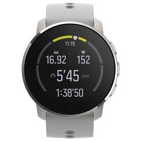 GPS hodinky Suunto 9 Peak - Birch White Titanium (SS050519000)
