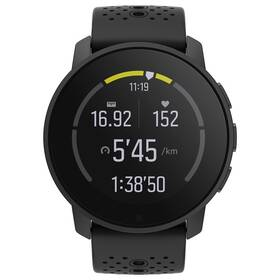 GPS hodinky Suunto 9 Peak - All Black (SS050522000)