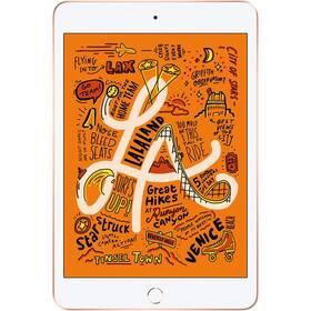 Dotykový tablet Apple iPad mini (2019) Wi-Fi 64 GB - Gold (MUQY2FD/A)