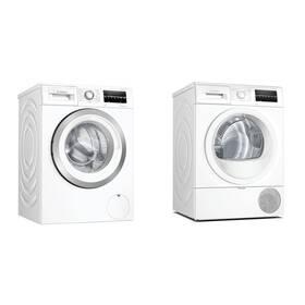 Set výrobků Bosch WAU28T62BY + WTR87TW1CS