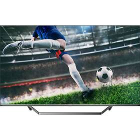 Televize Hisense 55U7QF šedá