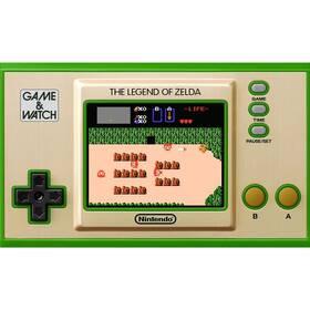 Herní konzole Nintendo Game & Watch: The Legend of Zelda (NICH007)