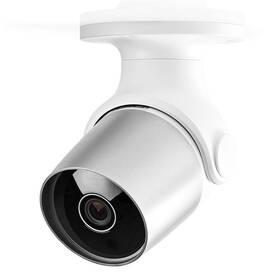 IP kamera Nedis WIFICO11CWT, Wi-Fi, venkovní, 1080p (WIFICO11CWT) bílá