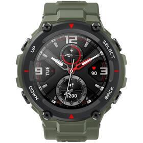 Chytré hodinky Amazfit T-Rex - Army Green (A1919-AG)