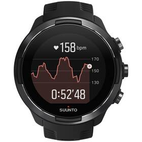 GPS hodinky Suunto 9 Baro - Black (SS050019000)
