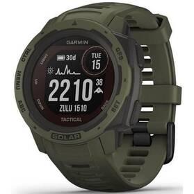 GPS hodinky Garmin Instinct Solar Tactical Optic (010-02293-04) zelená
