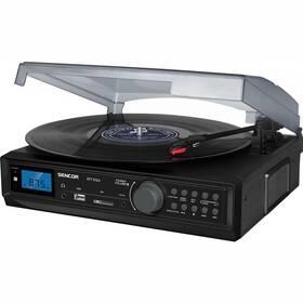 Gramofon Sencor STT 212U černý