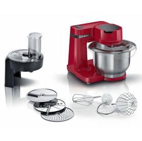 Kuchyňský robot Bosch MUM Serie 2 MUMS2ER01 červený