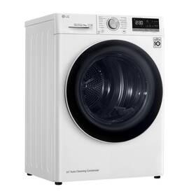 Sušička prádla LG RC91V9AV4Q bílá + LG 10 let záruka na motor/kompresor