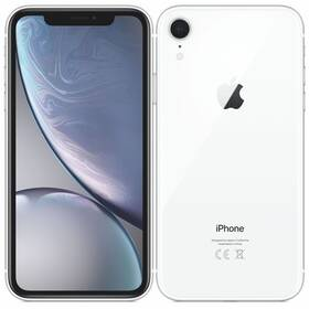 Mobilní telefon Apple iPhone XR 64 GB - white (MH6N3CN/A)