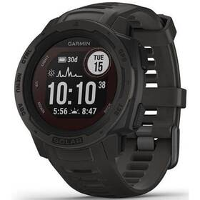 GPS hodinky Garmin Optic - Graphite - ZÁNOVNÍ - 12 měsíců záruka
