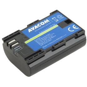 Baterie Avacom Canon LP-E6 Li-Ion 7.4V 2000mAh 14.8Wh (DICA-LPE6-B2000)