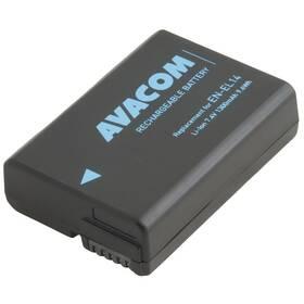 Baterie Avacom Nikon EN-EL14, EN-EL14a, EN-EL14e Li-Ion 7.4V 1300mAh 9.6Wh (DINI-EL14-B1300)