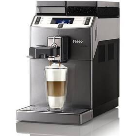 Espresso Saeco Lirika OTC stříbrné
