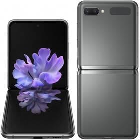 Mobilní telefon Samsung Galaxy Z Flip 5G (SM-F707BZAAXEZ) šedý