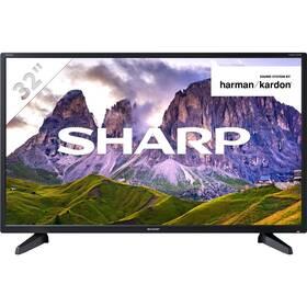Televize Sharp 32CB2E černá