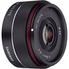 Objektiv Samyang AF 35 mm f/2.8 Sony FE černý