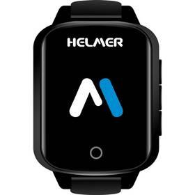 Chytré hodinky Helmer pro seniory LK 706 (Helmer LK 706) černé
