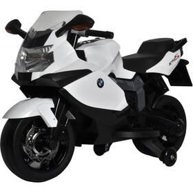 Elektrická motorka Buddy Toys BEC 6010 BMW K1300 černá/bílá