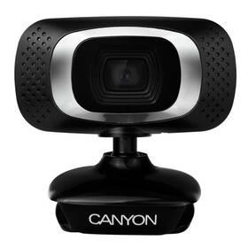 Webkamera Canyon CNE-CWC3N 720p (CNE-CWC3N) černá