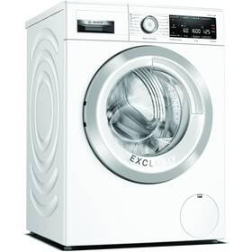 Pračka Bosch Serie   8 WAX32MH0BY bílá + Bosch 10 let záruka na motor