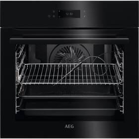 Trouba AEG Mastery BPE748380B černá
