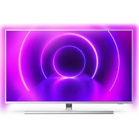 Televize Philips 50PUS8505 stříbrná