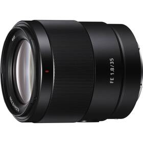 Objektiv Sony FE 35 mm f/1.8 OSS SEL černý