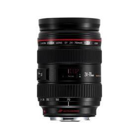 Objektiv Canon EF 24-70 mm f/2.8 L II USM (5175B005AA) černý