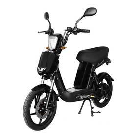 Elektrická motorka RACCEWAY E-Babeta E-BABETA, černý černá barva