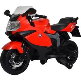 Elektrická motorka Buddy Toys BEC 6011 BMW K1300 černá/červená