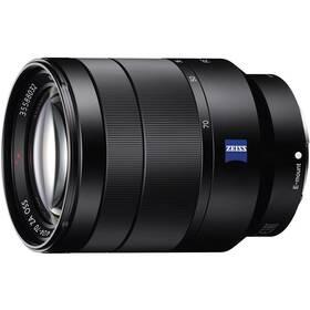 Objektiv Sony Vario-Tessar T* FE 24–70 mm f/4 ZA OSS černý