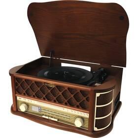 Gramofon Sencor STT 016, RETRO (35037004) dřevo