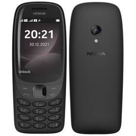 Mobilní telefon Nokia 6310 (16POSB01A03) černý