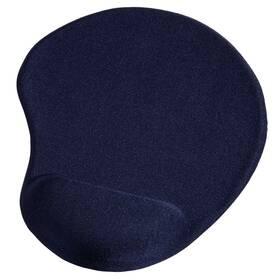 Podložka pod myš Hama Ergonomická gelová, 20 x 23 cm (54778) modrá