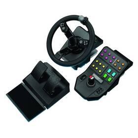 Volant Logitech G Saitek Farm Sim Controller (945-000062)