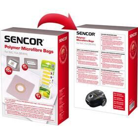 Sáčky do vysavače Sencor SVC 7CA + Vůně LEMON