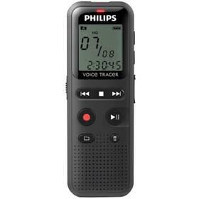 Diktafon Philips DVT1150 černý