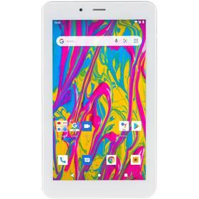 Dotykový tablet Umax VisionBook T7 3G (UMM240T7) stříbrný/bílý