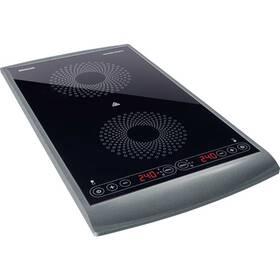 Vařič Sencor SCP 5404GY stříbrný