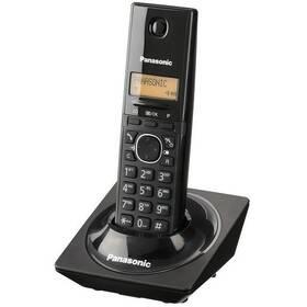 Domácí telefon Panasonic KX-TG1711FXB (KX-TG1711FXB) černý