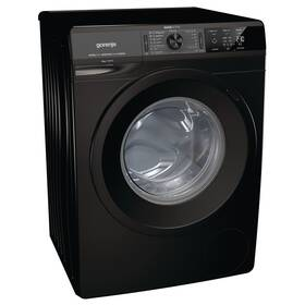 Pračka Gorenje Essential WEI843B PowerDrive černá + Gorenje 15 let záruka na motor