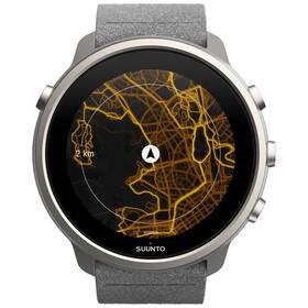 GPS hodinky Suunto 7 - Stone Gray Titanium (SS050567000)