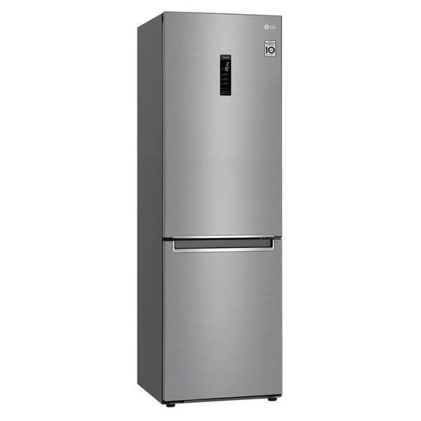 Chladnička s mrazničkou LG GBB61PZHMN