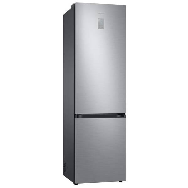 Chladnička s mrazničkou Samsung RB38T676CS9/EF stříbrná