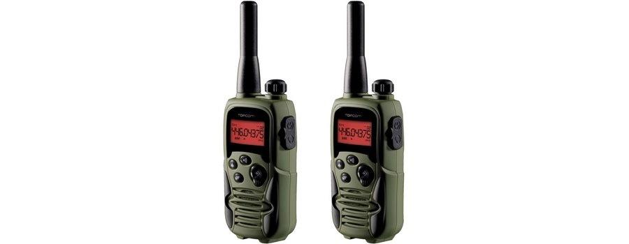 Topcom Twintalker 9500 Airsoft RC-6406