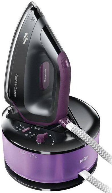 Braun IS 2144 BK CareStyle Compact